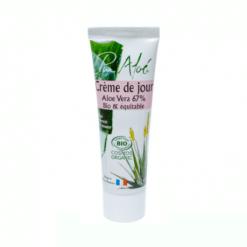 Crème de jour 67% Pur Aloe
